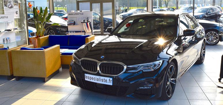 Véhicules occasions BMW et MINI, Angers, Beaucouzé
