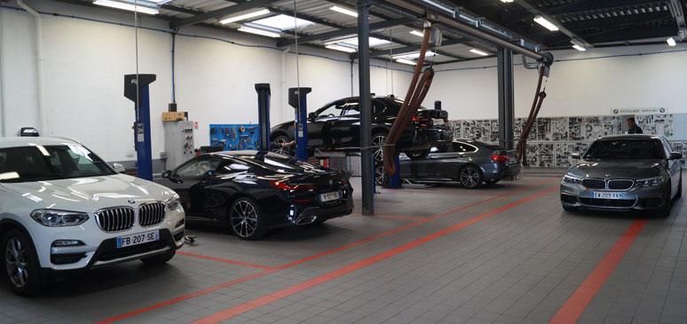 Réparations et Entretien, BMW et MINI, Angers, Beaucouzé